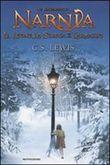 Copertina dell'audiolibro Le cronache di Narnia 2. Il leone, la strega e l'armadio.