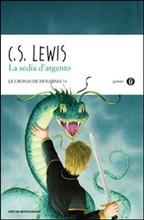 Copertina dell'audiolibro Le cronache di Narnia 6. La sedia d'argento di LEWIS, Clive S.