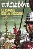 Copertina dell'audiolibro Le daghe della legione di TURTLEDOVE, Harry