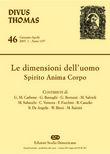 Copertina dell'audiolibro Le dimensioni dell'uomo Spirito Anima Corpo di ^DIMENSIONI...