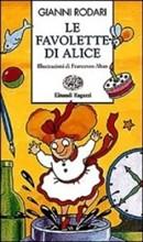 Copertina dell'audiolibro Le favolette di Alice