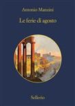 Copertina dell'audiolibro Le ferie di agosto di MANZINI, Antonio