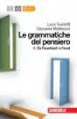 Copertina dell'audiolibro Le grammatiche del pensiero 3A di GUIDETTI, Luca - MATTEUCCI, Giovanni