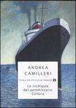 Copertina dell'audiolibro Le inchieste del commissario Collura di CAMILLERI, Andrea
