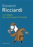 Copertina dell'audiolibro Le indagini del commissario Ponzetti di RICCIARDI, Giovanni