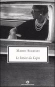 Copertina dell'audiolibro Le lettere da Capri di SOLDATI, Mario