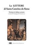 Copertina dell'audiolibro Le lettere di Santa Caterina da Siena vol.1 di DI CIACCIA, Giuseppe (a cura di)