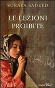 Copertina dell'audiolibro Le lezioni proibite di SADEED, Suraya - LEWIS, Damien