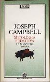 Copertina dell'audiolibro Le maschere di Dio di CAMPBELL, Joseph