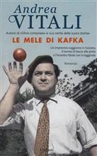 Copertina dell'audiolibro Le mele di Kafka di VITALI, Andrea