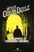 Copertina dell'audiolibro Le memorie di Sherlock Holmes