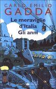Copertina dell'audiolibro Le meraviglie d'Italia di GADDA, Carlo Emilio