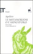 Copertina dell'audiolibro Le metamorfosi o l'asino d'oro di APULEIO