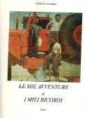 Copertina dell'audiolibro Le mie avventure e i miei ricordi di CORDANI, Federico