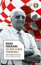 Copertina dell'audiolibro Le mie gioie terribili di FERRARI, Enzo