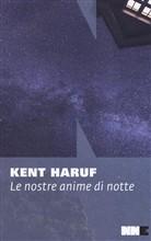 Copertina dell'audiolibro Le nostre anime di notte di HARUF, Kent