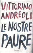 Copertina dell'audiolibro Le nostre paure di ANDREOLI, Vittorino