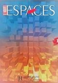 Copertina dell'audiolibro Le nouvel Espaces. Methode de francais di CAPELLE, Guy - GIDON, Noelle