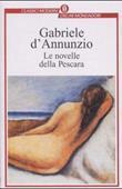 Copertina dell'audiolibro Le novelle della Pescara di D'ANNUNZIO, Gabriele