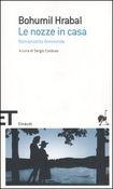 Copertina dell'audiolibro Le nozze in casa di HRABAL, Bohumil