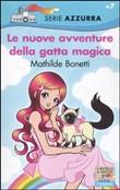 Copertina dell'audiolibro Le nuove avventure della gatta magica di BONETTI, Mathilde