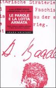 Copertina dell'audiolibro Le parole e la lotta armata di ^PAROLE...