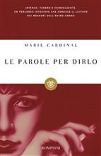 Copertina dell'audiolibro Le parole per dirlo di CARDINAL, Marie