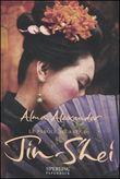 Copertina dell'audiolibro Le parole segrete di Jin-Shei di ALEXANDER, Alma