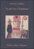 Copertina dell'audiolibro Le pecore e il pastore di CAMILLERI, Andrea
