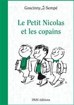 Copertina dell'audiolibro Le petit Nicolas et les copains di SEMPE, Jean-Jacques - GOSCINNY, Rene