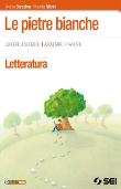 Copertina dell'audiolibro Le pietre bianche – Letteratura di BARABINO, Andrea - MARINI, Nicoletta