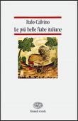 Copertina dell'audiolibro Le più belle favole italiane di CALVINO, Italo