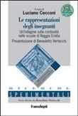 Copertina dell'audiolibro Le rappresentazioni degli insegnanti di CECCONI, Luciano (a cura di)