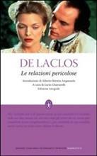 Copertina dell'audiolibro Le relazioni pericolose di DE LACLOS, Pierre Ambroise François Choderlos