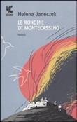 Copertina dell'audiolibro Le rondini di Montecassino di JANECZEK, Helena