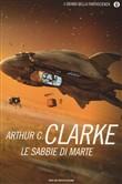 Copertina dell'audiolibro Le sabbie di Marte di CLARKE, Arthur C.