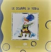 Copertina dell'audiolibro Le scarpe di Tobia. Lo zio Zuccone. di CARMINATI, Chiara  -  GARLATTI, Roberta