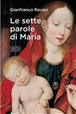 Copertina dell'audiolibro Le sette parole di Maria