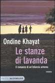 Copertina dell'audiolibro Le stanze di lavanda di KHAYAT, Ondine