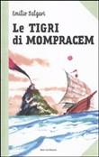 Copertina dell'audiolibro Le tigri di Mompracem di SALGARI, Emilio
