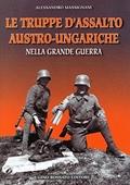 Copertina dell'audiolibro Le truppe d'assalto Austro-Ungariche