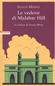 Copertina dell'audiolibro Le vedove di Malabar Hill di MASSEY, Sujata