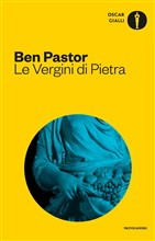 Copertina dell'audiolibro Le vergini di pietra di PASTOR, Ben
