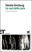 Copertina dell'audiolibro Le voci della sera di GINZBURG, Natalia