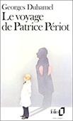 Copertina dell'audiolibro Le voyage de Patrice Périot di DUHAMEL, Georges