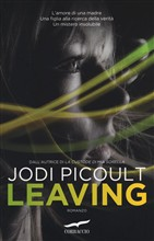 Copertina dell'audiolibro Leaving di PICOULT, Jodi