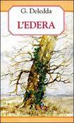 Copertina dell'audiolibro L'edera di DELEDDA, Grazia