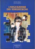 Copertina dell'audiolibro L'educazione dei sordociechi di ALLIEGRO, Michele - MICELISOPO, Maria