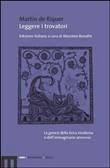 Copertina dell'audiolibro Leggere i trovatori di RIQUER, Martin de
