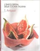 Copertina dell'audiolibro L'Enciclopedia della Cucina Italiana. 1: Antipasti
